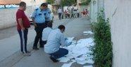 Görenler Hemen Polise Haber Verdi