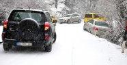 İlk Kar Yağdı, Beyaz Örtü Yüzünü Gösterdi!