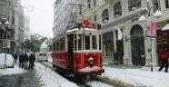 İstanbul'da 36 Saat Aralıksız Kar Yağacak