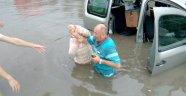 İstanbul'u Sel Aldı!...