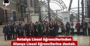 İzmir Marşı Yasağına Liselilerden Tepki