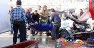 İzmir'de Korkunç Kaza: 4 Ölü