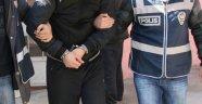 İzmir'de Yolcu Otobüsünde Ele Geçirildi