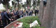 İzmir'de Zübeyde Hanım Anması