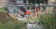 Jandarma Karakolu'na Bombalı Araçla Saldırı