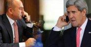 John Kerry İle Musul Operasyonu'nu Görüştü