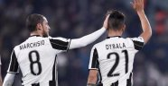 Juventus'tan 4 Gollü Galibiyet!