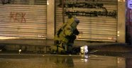 Kağıthane'de Bomba Süsü Verilmiş Tencere Paniği