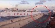 Kanarya Adaları'nda Feribot Kazası