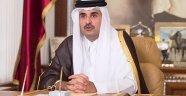Katar Emiri'nden Türkiye'ye Teşekkür