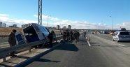 Kayseri'de Korkunç Kaza! 4 Ölü 8 Yaralı