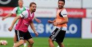 Kiev Maçı Öncesi Beşiktaş'tan Flaş Karar!