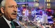 Kılıçdaroğlu'ndan Saldırı Sonrası İlk Açıklama
