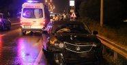 Kocaeli'de Trafik Kazası: 8 Yaralı