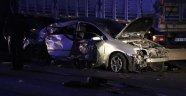Kocaeli'nde Korkunç Kaza: 3 Ölü, 2 Yaralı