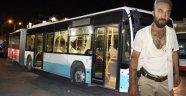 Konya'da Otobüs Şoförüne Bıçaklı Saldırı