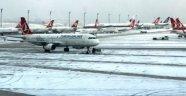 Konya'da Uçuşlar İptal