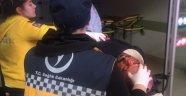 Köpeği Polislerin Üzerine Saldı! Başından Vuruldu