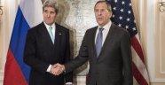 Lavrov ve Kerry, Münih'te Görüştü