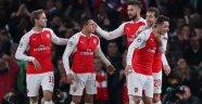 Mesut Attı, Arsenal Rövanşı Farklı Aldı