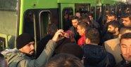 Metro Yolda Kaldı, Sınava Geç Kalanlar İsyan Etti