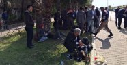 MHP Konvoyunda Kaza: Yaralılar Var!
