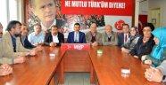 MHP'de Toplu Kurultay İstifası