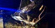Minibüs Takla Atta: 1 Ölü, 18 Yaralı