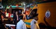 Mısır'da Polis Aracına Silahlı Saldırı!