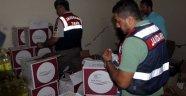 Muğla Fethiye'de Sahte İçki Operasyonu