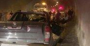 Murgul Tünelinde Kaza: 3 Ölü, 3 Yaralı