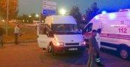 Öğrenci Servisi İle Otomobil Çarpıştı: 3 Yaralı