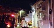 Öğrenci Yurdunda Çıkan Yangın Korkuttu