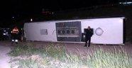 Otobüs Şarampole Uçtu: 30 Yaralı
