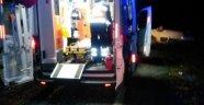 Otomobil Takla Atarak Ters Döndü: 2 Ölü, 3 Yaralı