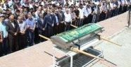 Otopark Kavgasında Ölen Genç Defnedildi