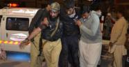 Pakistan'da Polis Okuluna Saldırı!