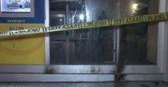 Pendik'te ATM'ye Molotoflu Saldırı