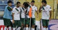 Perdeyi Adanaspor Açtı, Bursaspor Kapattı