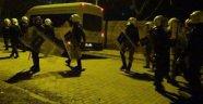 PKK Sempatizanları Polise Saldırdı