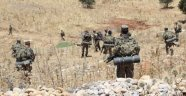 PKK'lı Teröristler Askere Ateş Açtı!