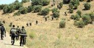PKK'lı Teröristler Basta Taburu'na Ateş Açtı!...