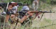 PKK'lılar Şırnak'ta Askeri Kontrol Noktasına Saldırdı