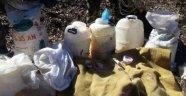 PKK'nın Tuzakladığı 2 Tonluk Bomba İmha Edildi