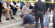 Polisler Sinir Krizi Geçirdi, Gözyaşı Döktü