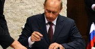 Putin o Kararları İmzaladı