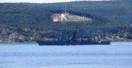 Rus Donanmasına Ait Gemi Boğaz'dan Geçti