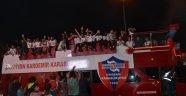 Şampiyon Safranbolu'da