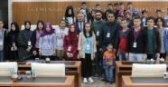 Samsun'un Gençleri Milli Mücadele Yolunda Erzurum'da