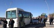 Şanlıurfa'da Otobüs Otomobille Çarpıştı: 3 Yaralı